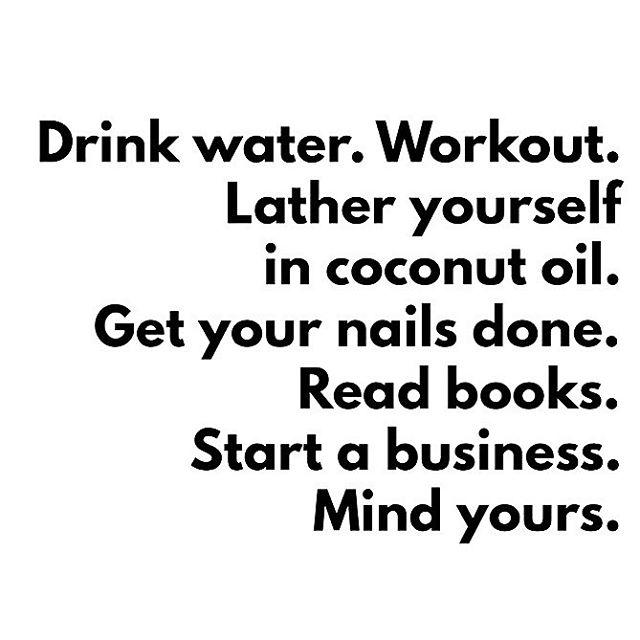 Friday mantra 💕