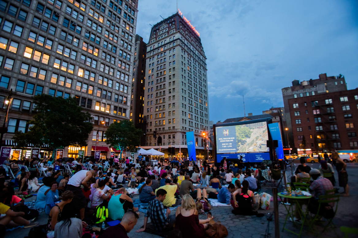 Image result for Union Square nyc movies