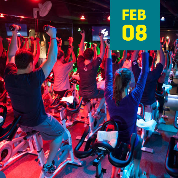 Launch Party: Swerve Fitness Get competitive with team rides at this 18th Street studio that's changing the game in boutique cycling. Everyone's taking home swag, especially our top riders in class. Register on Wednesday, Jan. 31st. Cost: $20