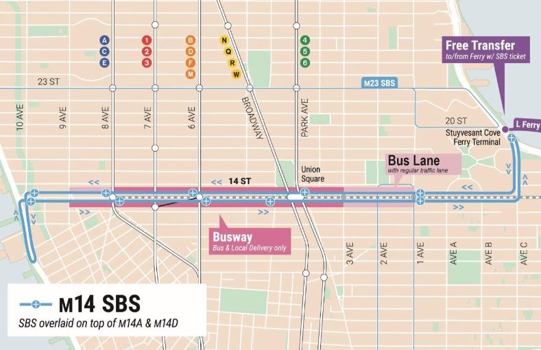 14th Street Transit Corridor
