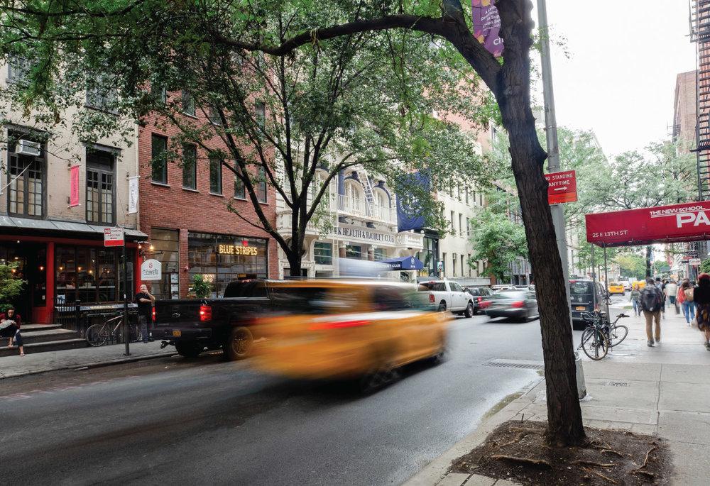 13th Street Photo by Liz Ligon