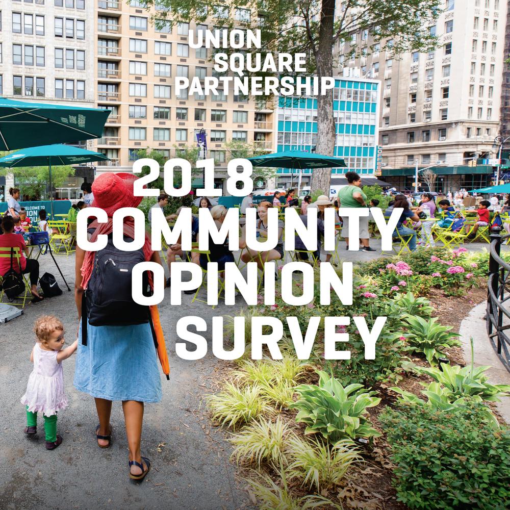 2018 Community Opinion Survey