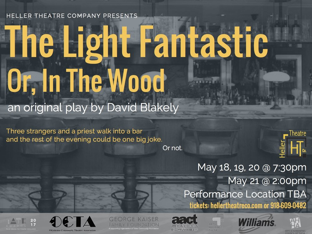 """The Light Fantastic Or In the Wood"""