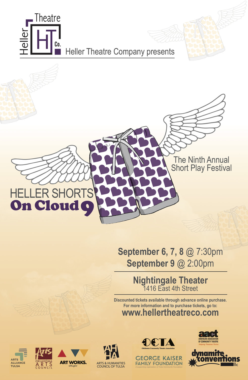 "Heller Shorts 2018: ""On Cloud 9"""