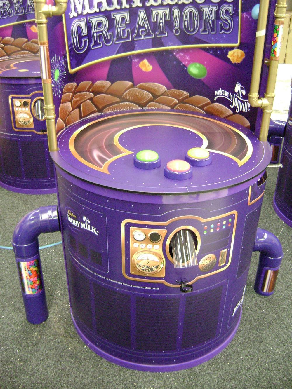 Chocolate Dispenser