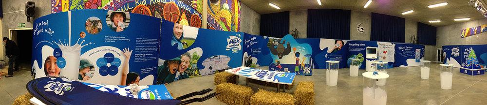 Fonterra Milk for Schools Campaign