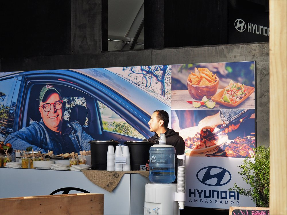 Hyundai at Fieldays 2017