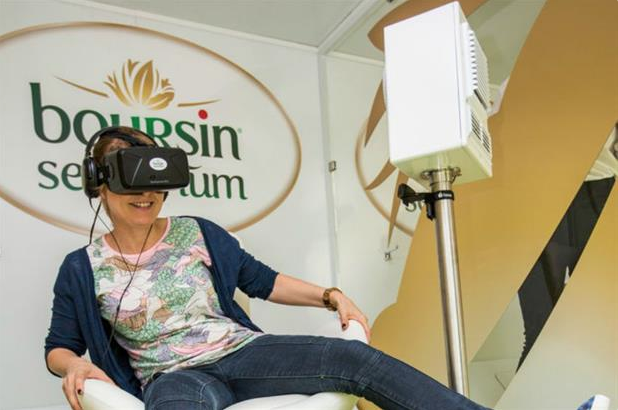 Virtual reality in the exhibition and display market