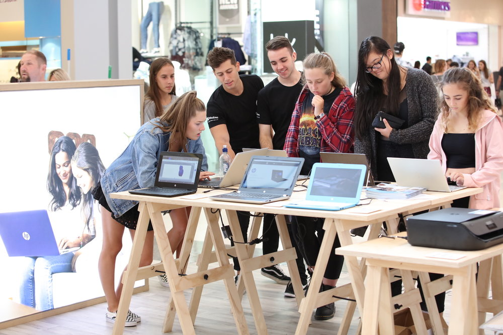 HP Mall Activation - BYOD