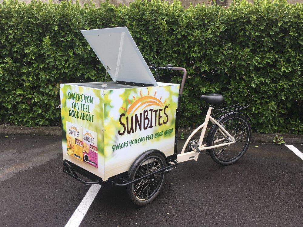 Vendor Bikes - Sunbites
