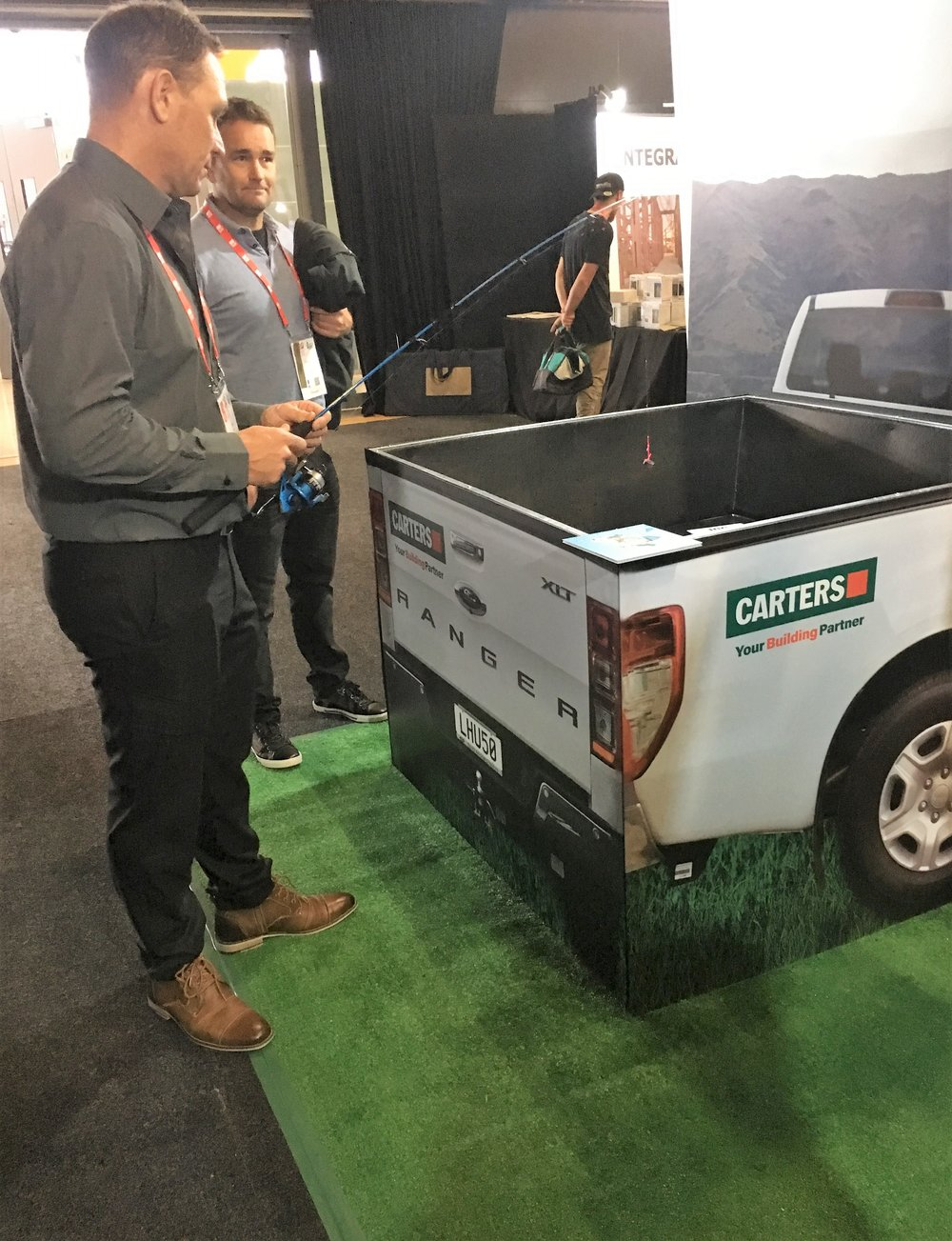 Carters 'Ute Fishing' Activation