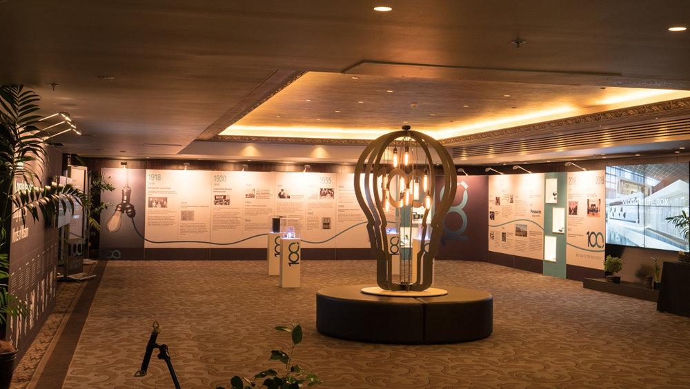 Panasonic Centenary Gala Dinner