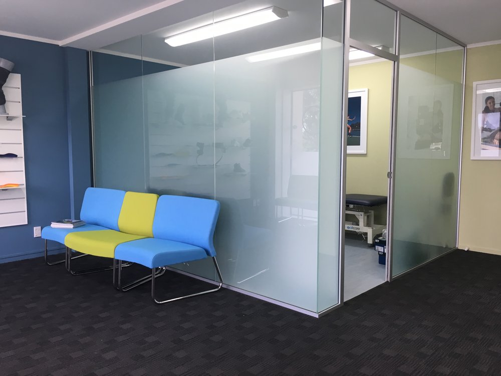 Orthotic Active Consultation Room