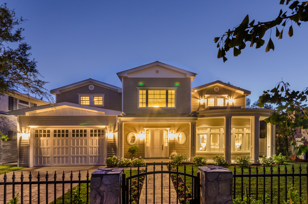 BLUEBELL | STUDIO CITY   Enter and you are beckoned into a magnificent 20-foot high foyer. The craftsmanship includes all wood clad windows, crown molding, custom trim, coffered and beamed ceiling, etc.