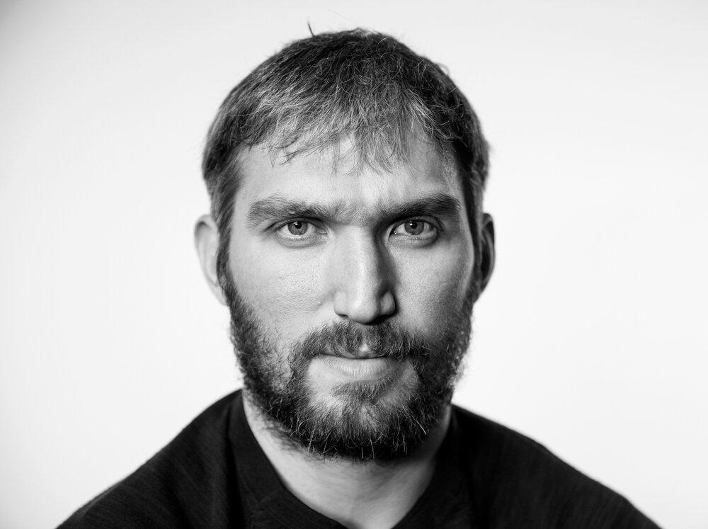 Alexander Ovechkin, Kettler Iceplex. April, 2017.
