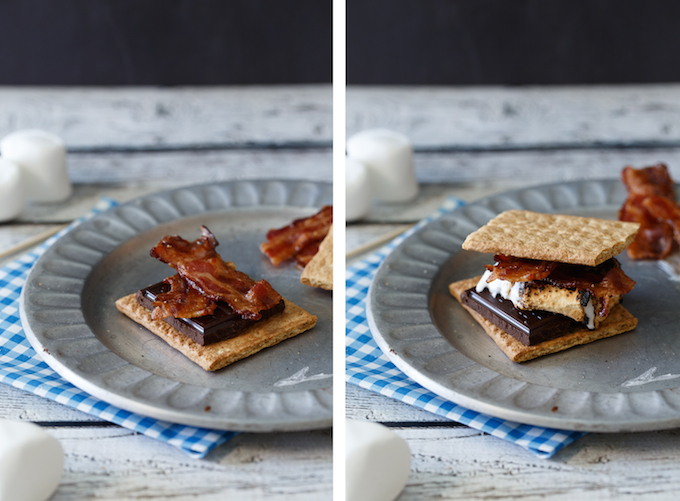 Bacon S'more Recipe