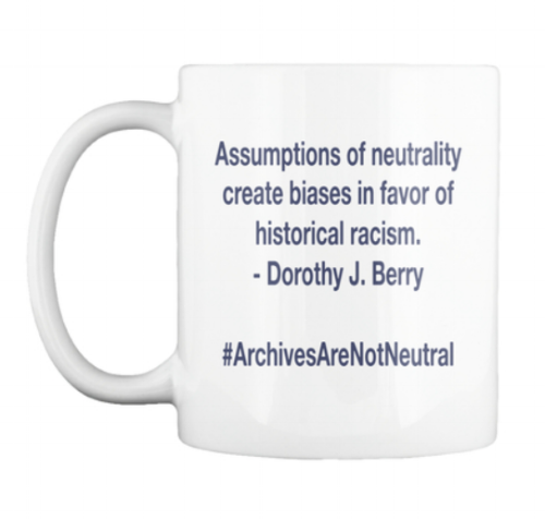 Assumptions of Neutrality (mug) - $10.00Available on Teespring.comShop Here