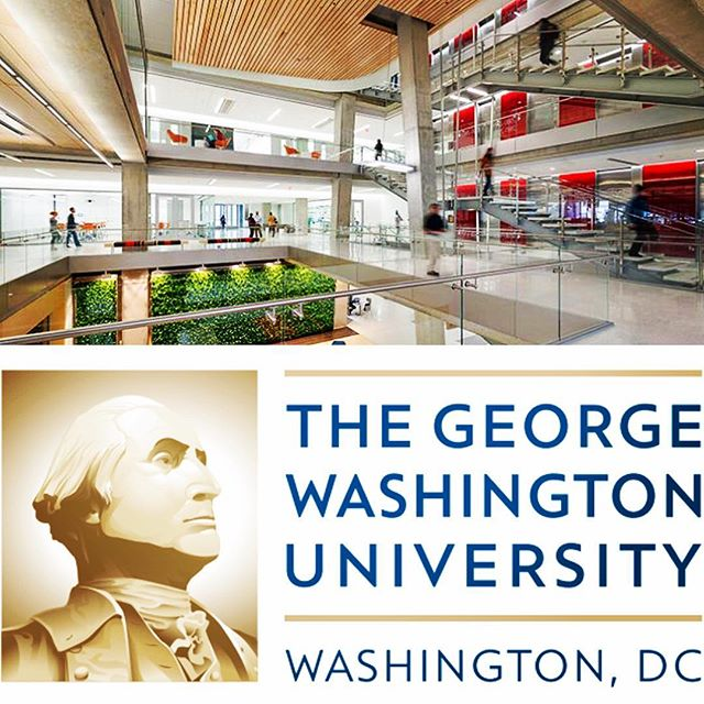We really enjoyed meeting the great people at GW through the NSF funded I-Corps startup program. Onward!