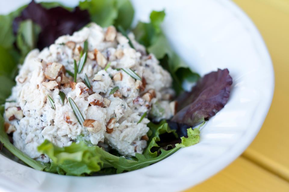 Rosemary Chicken Salad