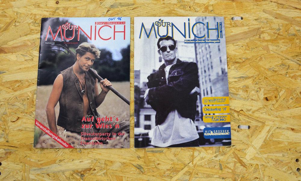 Rocko Schamoni in der Our Munich?