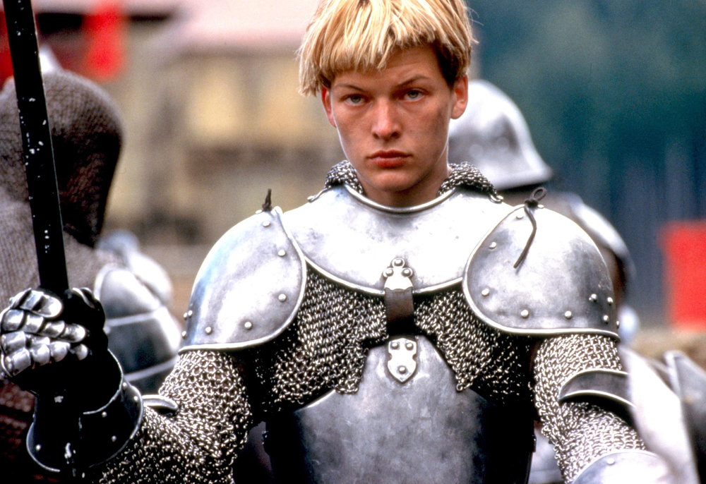 Mila Jovovich - Jeanne d'Arc
