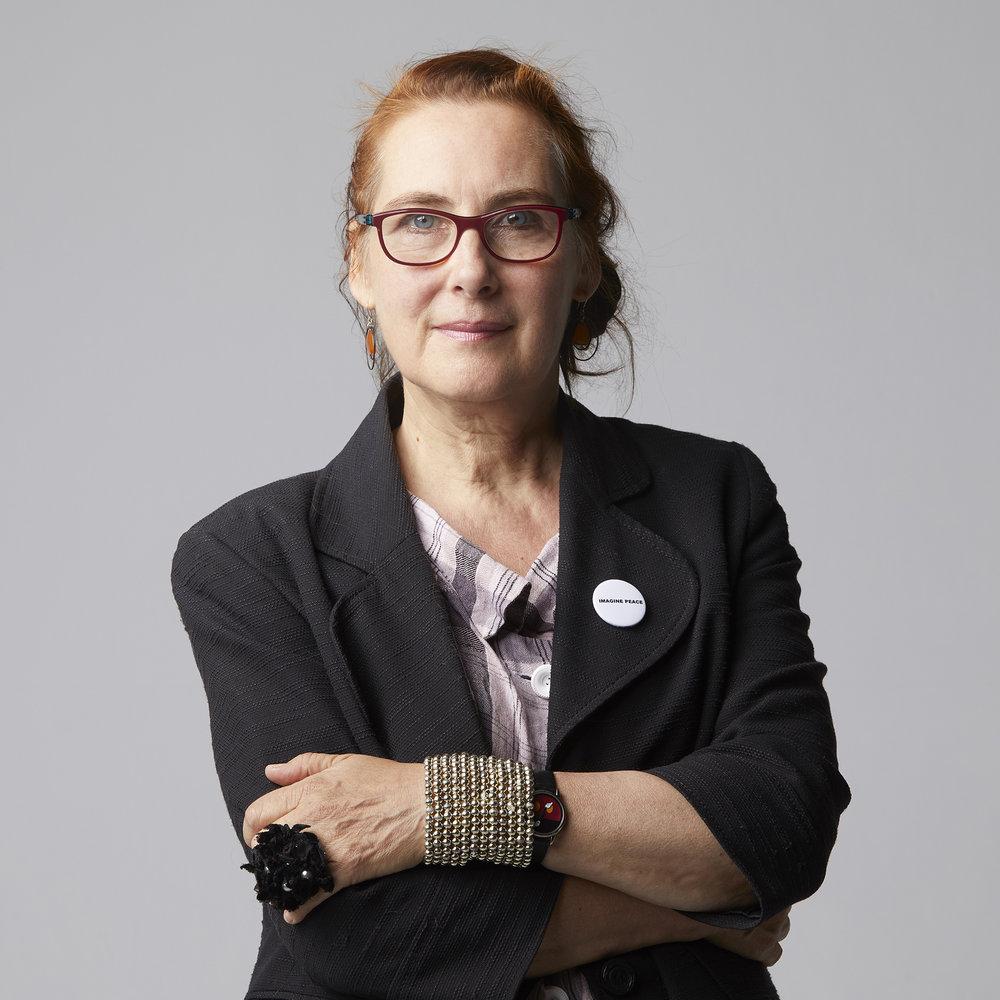 Augusta Laar, künstlerische Leitung des Festivals