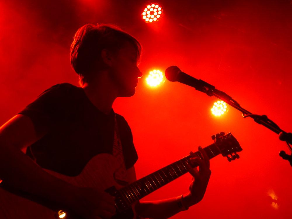 Charlotte Brandis Gitarristin