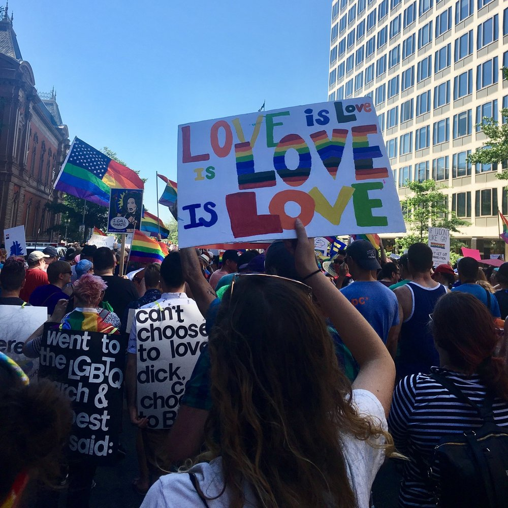 Equality March, Washington DC