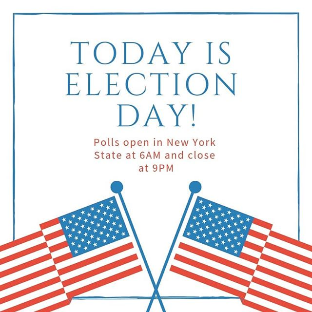Today is ELECTION DAY!  Don't know the candidates or their views? Look them up! https://www.vote.org/ballot-information/  Don't know your polling place? Look it up! https://www.vote.org/polling-place-locator/  Can't get there? Uber and Lyft are giving free rides to polling places today! There's also a shuttle on campus to polling places that stops every 15-20 minutes! Here's the schedule: https://www.facebook.com/CUVoteEverywhere/photos/gm.481291109046023/354861981944427/?type=3&theater