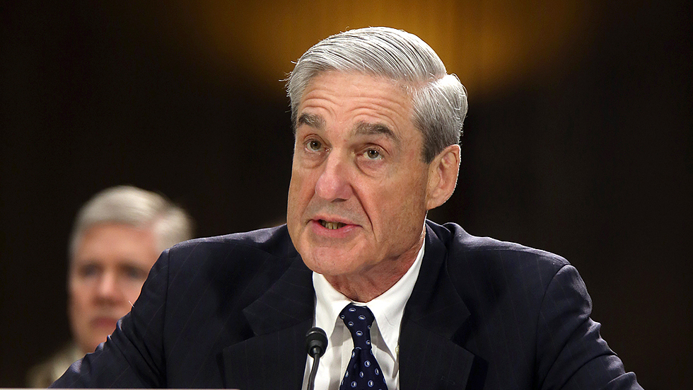 Source: The Hill; Robert Mueller testifying