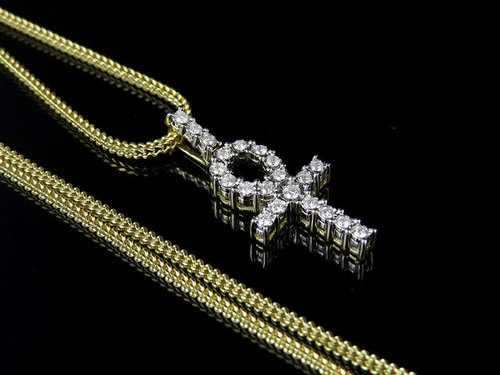 real chain chains made small products tennis lab jewelryfresh stone diamond silver