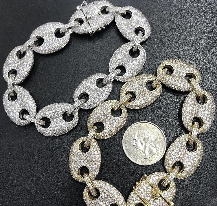 Vs Lab Diamond G Link Bracelet Dfine Lifestyle
