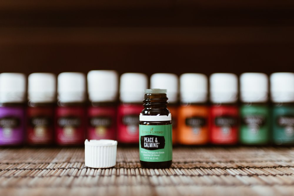 Essential Oil Classes MicheleSanto.com