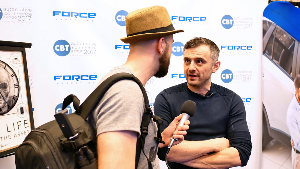 The Cost of ReInvention (With Gary Vaynerchuk) - Episode 15