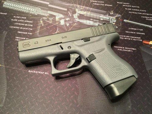 Glock 43 Gen 4 Lrs