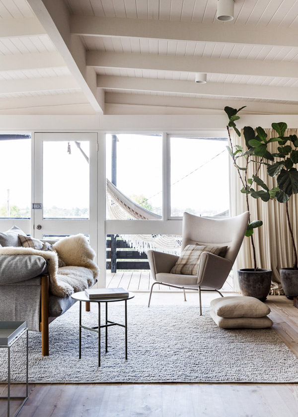 Styling by:  Lucy Feagins  | Photo by:   Sean Fennessy  | Content via:  The Design Files