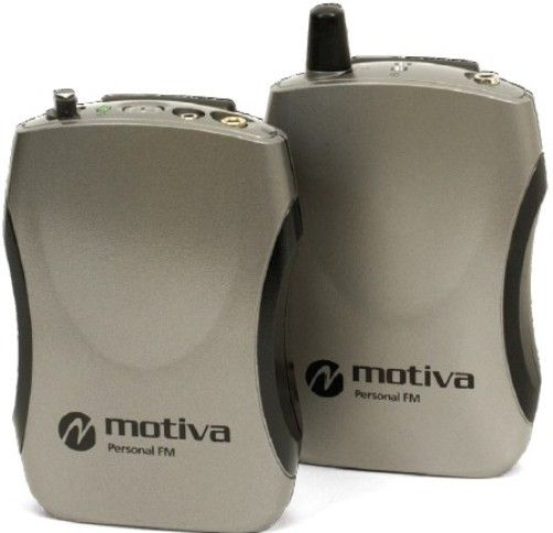 Motiva Personal FM System 330