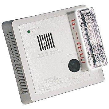 Gentex Photoelectric Smoke Alarm 710LS-W