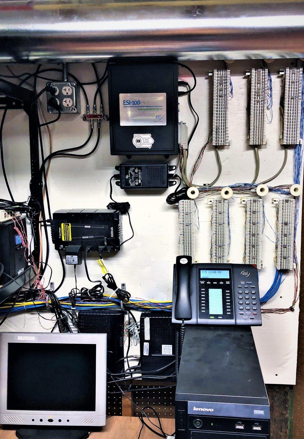 ESI Phone System