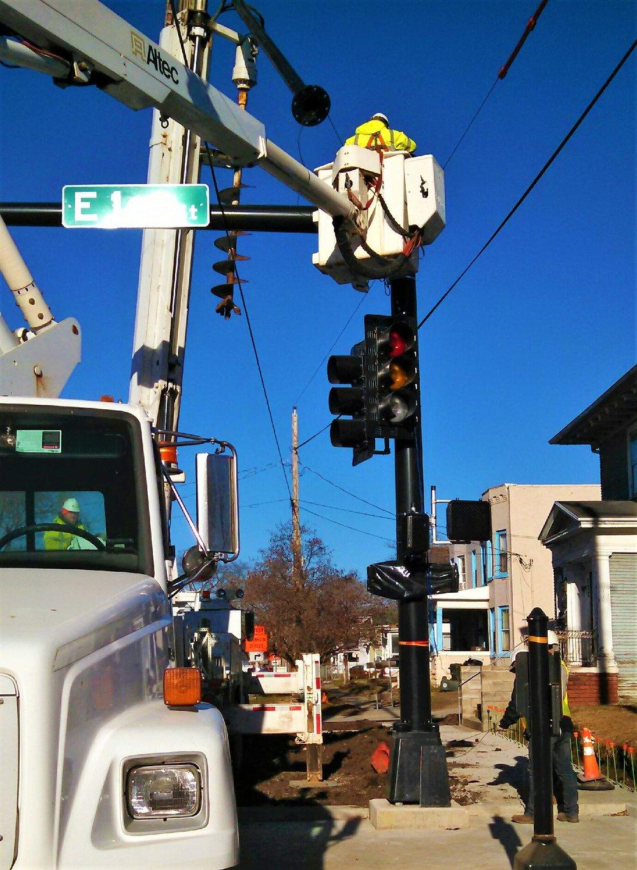 Levi B. and crew - traffic signal.jpg