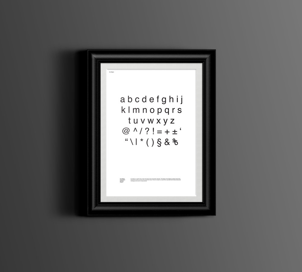 Helvetica font family.