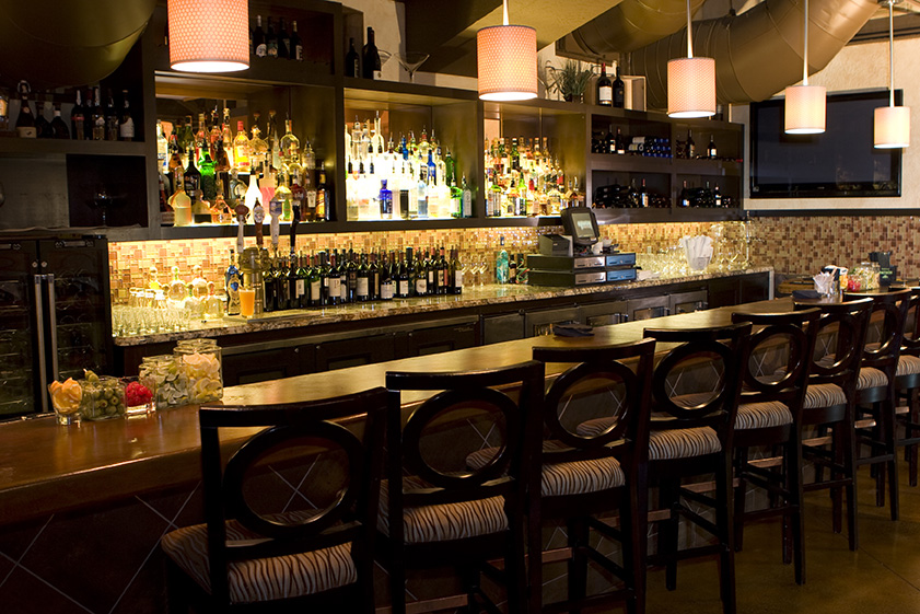 Commercial Restaurant And Bar Design In Chico, Ca