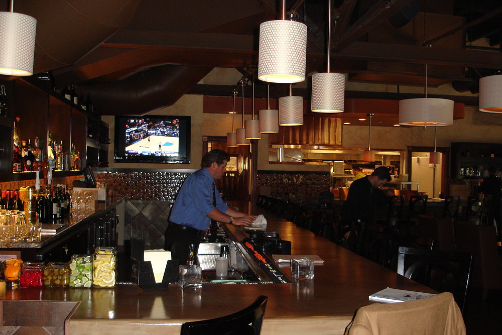 Commercial Restaurant and Lounge Design Project | Chico, CA | Lighting