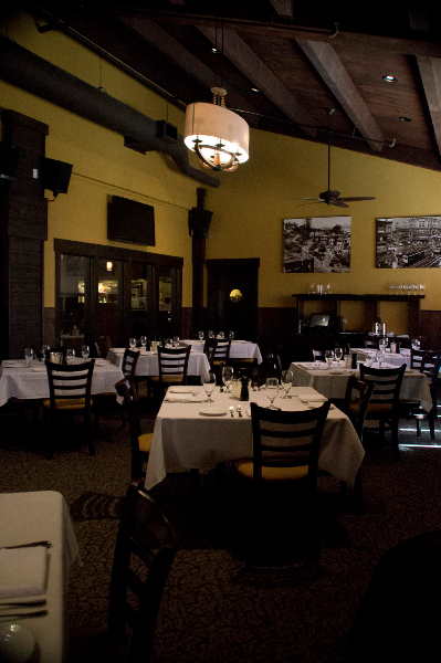 Restaurant & Bar Commercial Design Project | Northern, CA | Private Dining Space Design