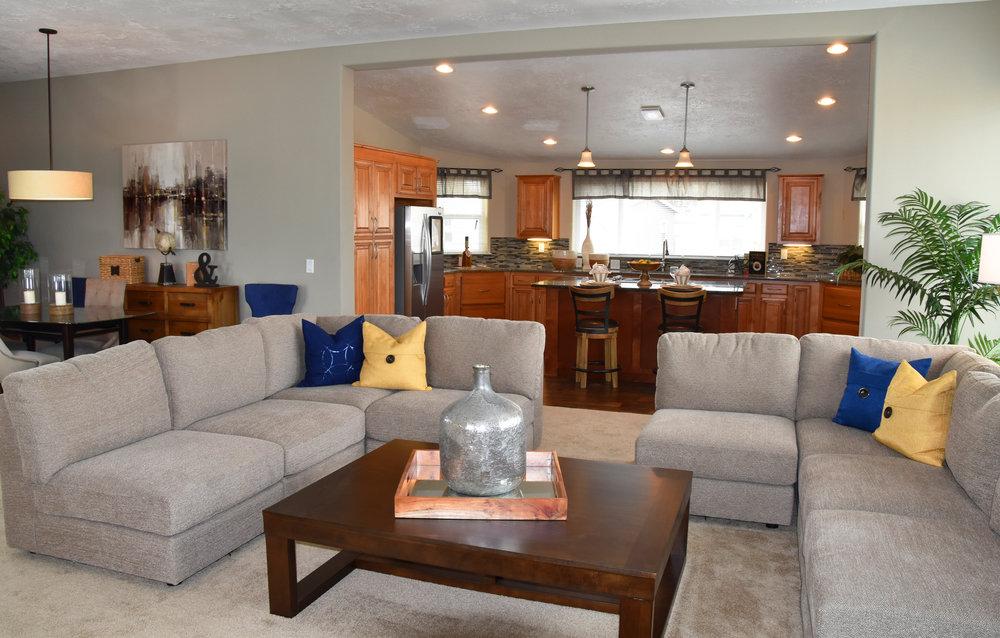 Model Home Interior Design Projects Lori K Design Studio a Full