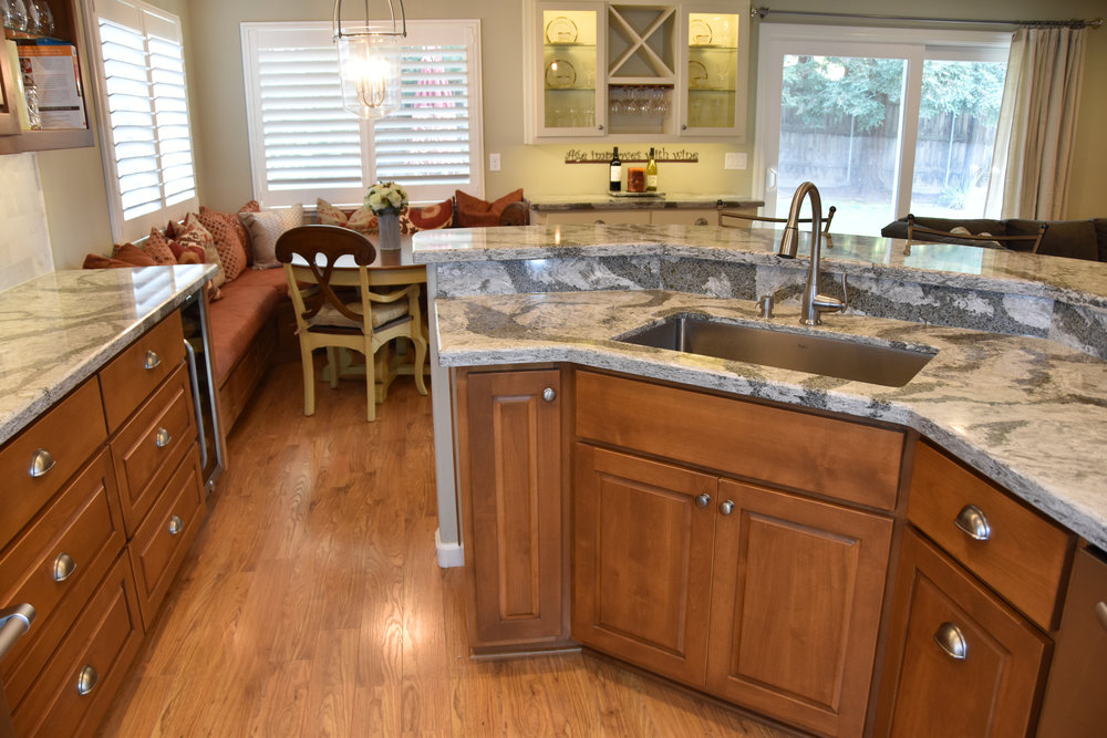Yosemite Drive Kitchen Remodel