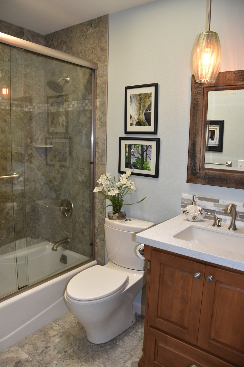 Yosemite Drive Bathroom Remodel