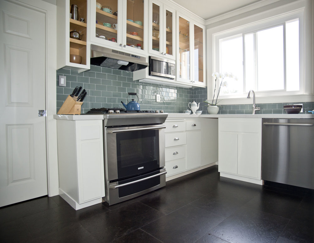 Russian Hill Kitchen Remodel in San Francisco