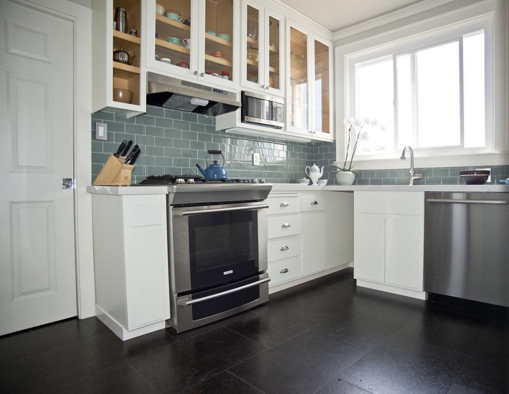 Russian Hill Condo Kitchen Remodel 1