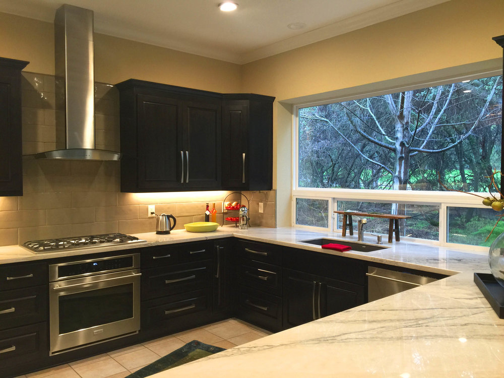 Contemporary Kitchen Remodel In Canyon Oaks, Chico CA 1